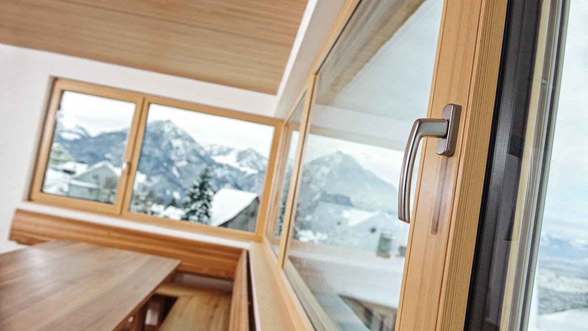 Holz alu fenster vorteile  Holz- / Holz-Alu-Fenster | KOLMER Fenster Türen Wintergärten GmbH ...